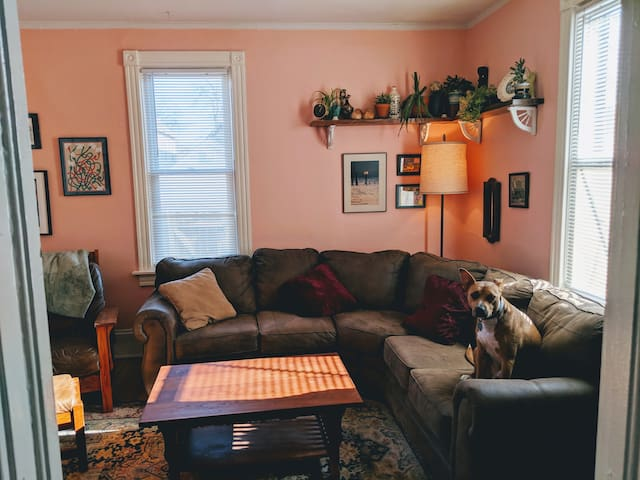Quiet and Cozy Riverwest Apartment