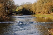 This is one of Derbyshires Classic Walks up the Lathkill Dale to Over Haddon where you can enjoy lunch at The Lathkill Pub with its stunning views across the dales then walk back down the hill.