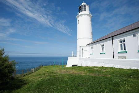 Brook Cottage (Cornwall) - Trevose Head Lighthouse, Padstow - 独立屋
