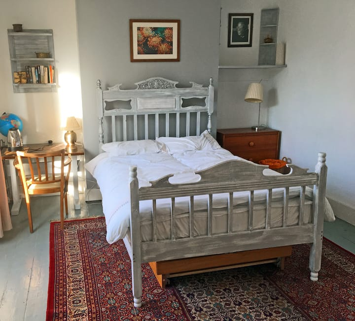 Large double Room.Victorian House.Central Brighton