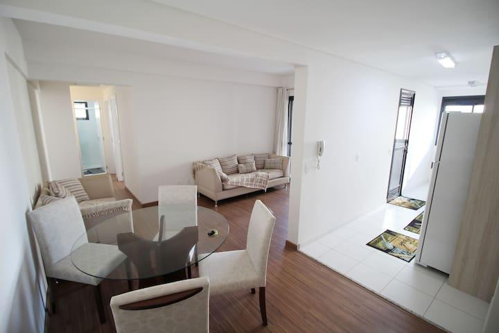 Apartamento - Champagnat próximo ao Parque Barigui - Curitiba - Apartament