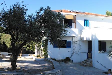 Enjoy Beauty, peace and views!!! Room 1(room 2+3) - Alónnisos - Ház