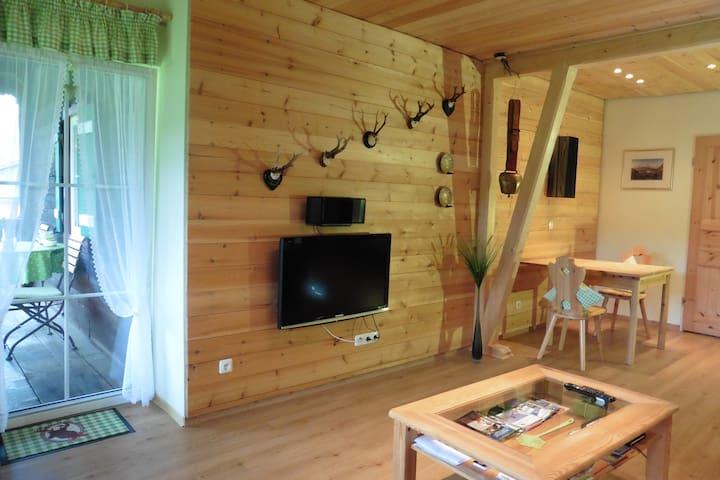 Zirbenholz- Ferienwohnung ZWEI - Berchtesgaden - Wohnung