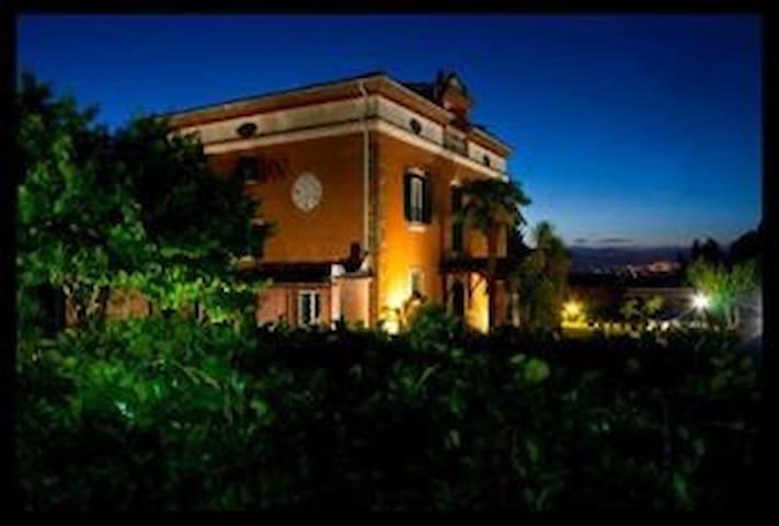 Casale Marella- stanza blue - Patrica - Bed & Breakfast