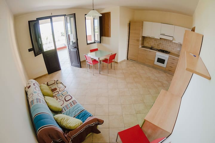 Birgi - Stagnone Kitesurf Apartments - Marsala - Apartment
