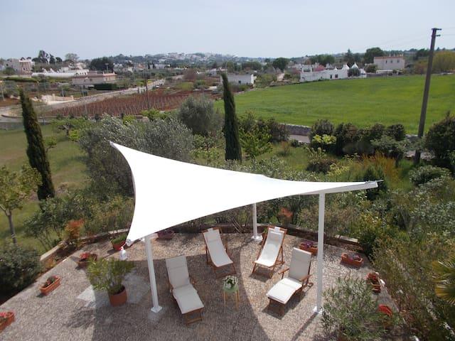 Cisternino Valle d'Itria: Villa Meravigliosa