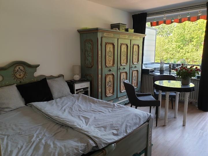 1-Zi. Wohnung mitten im Kurgebiet von Bad Bevensen