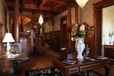 Edwardian Inn - General Patrick R. Cleburne Room - Helena-West Helena - Bed & Breakfast