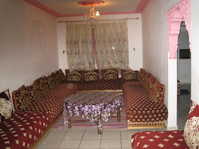 berber  family in fes  rent holiday - Fes - Apartemen