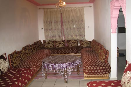 berber  family in fes  rent holiday - Fes - Apartment