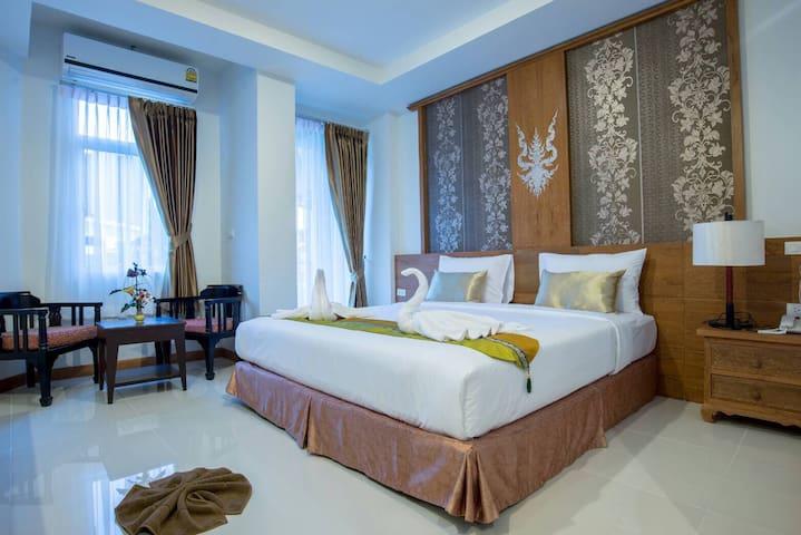 PROMO New apartment@HEART PATONG1 - Tambon Patong - Departamento