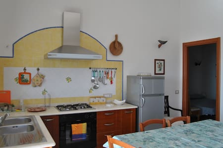Apr for 2 in front of the sea - Sas Linnas Siccas - Apartment