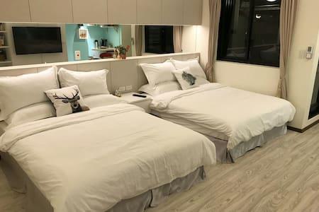 MiNi CASA @ Ximen area 全新落成 2-4人 - 萬華區 - Apartamento com serviços incluídos