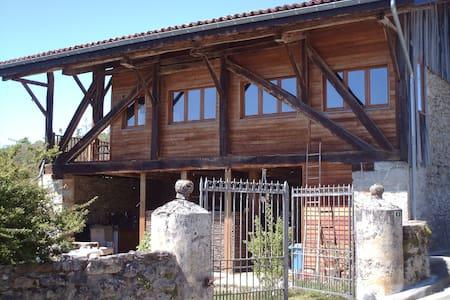 Maison atypique rénovée - Saleich - Andere