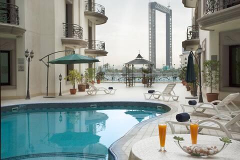 Five Star TwoBedroom Apartment closeto Dubai Frame