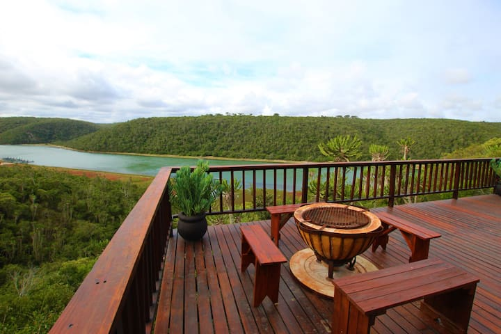 CANELA: Bespoke Safari River View