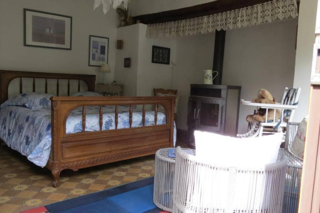 La chambre parents