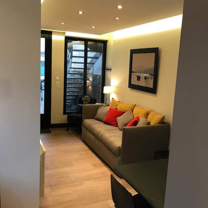 LE ROCHER DU SILLON - Studio 30m² for 4P