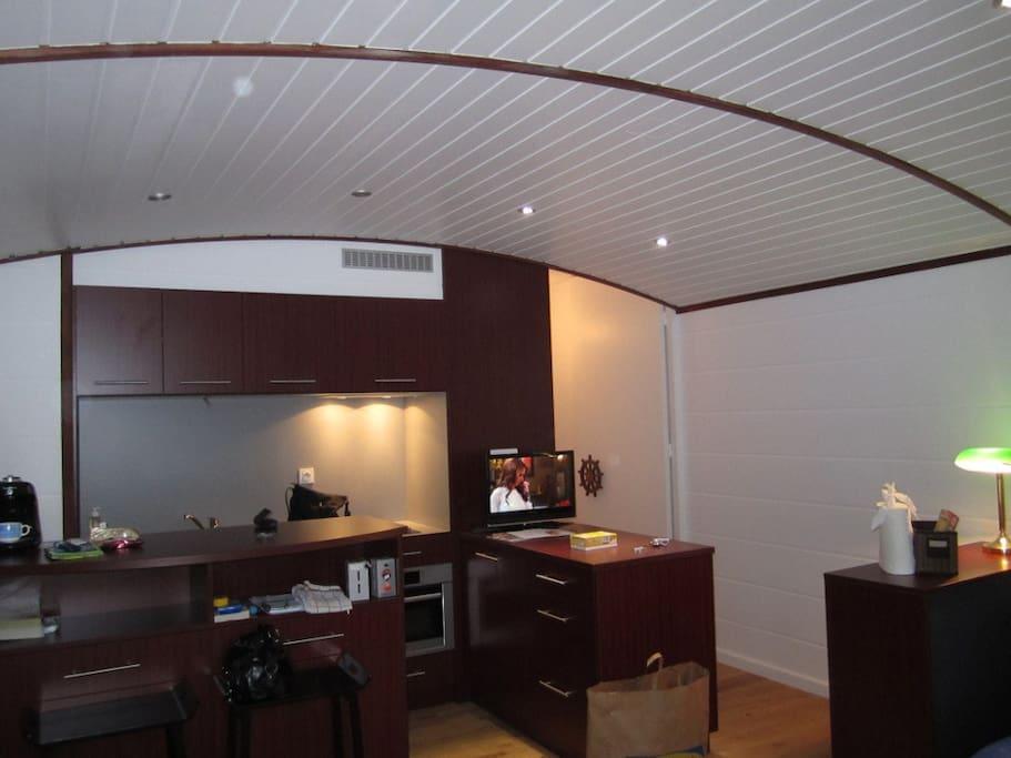 T1 type cabine de bateau st malo appartamenti in affitto for Branson condomini e cabine in affitto
