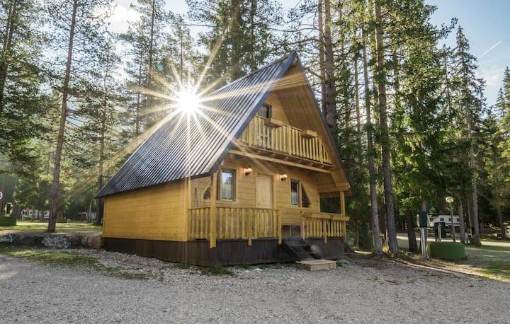Uno chalet privato tutto per se nelle Dolomiti