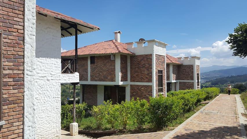 Cabañas Paipa - Bosiga Sur - Cabana