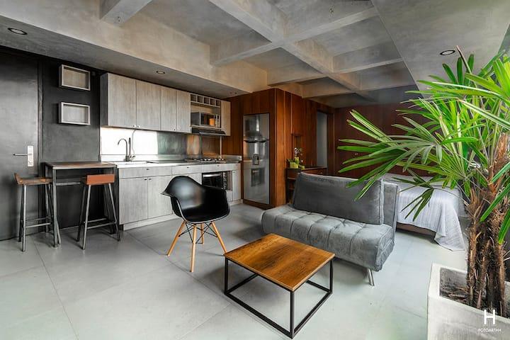 Perfectly Designed Elegant loft Studio Apartment❤❤