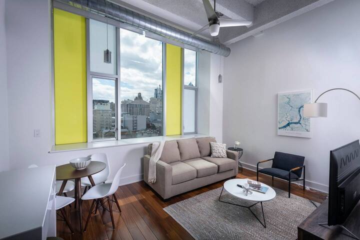 Kasa   Philadelphia   Designer 1BD/1BA Apartment