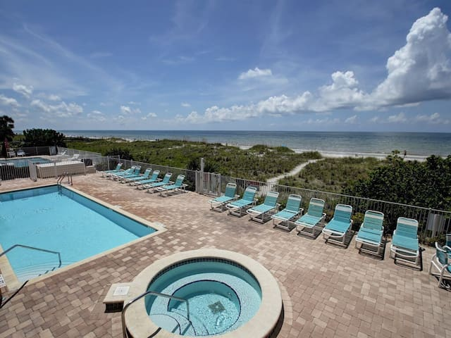 Oceanway 306 - Paradise on the Gulf - Indian Rocks Beach - Apartament