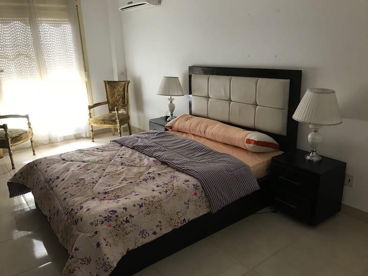 Eine Wohnung für kurze dauer zu vermieten ca 700qm