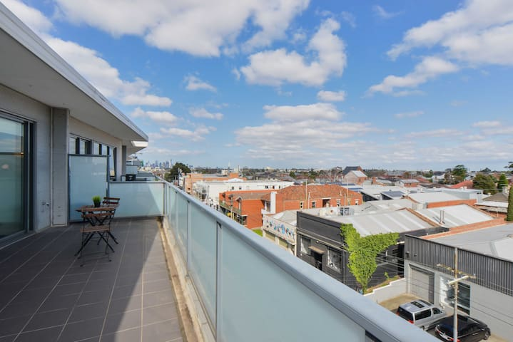 True Melbourne life style in Lygon - Brunswick East - Apartment