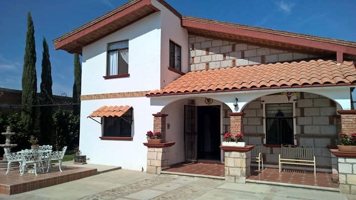 Casa Residencial Campestre Silao