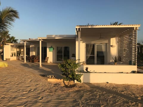 Vila Cristina #25, sea view, Boavista