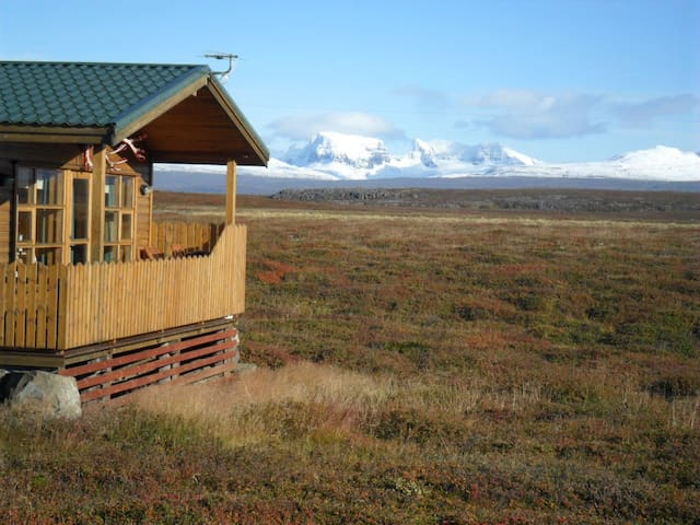 Family friendly. Romantic. Peaceful nature. - Egilsstaðir - Bungalov
