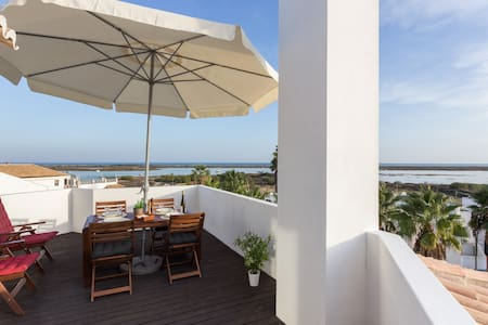 Unique Studio With The Most Beautiful Sea View - Tavira - Wohnung