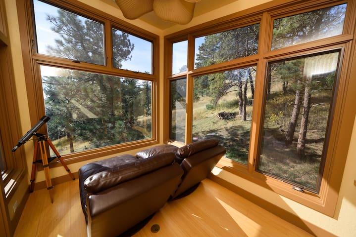 Boulder Mountain Getaway