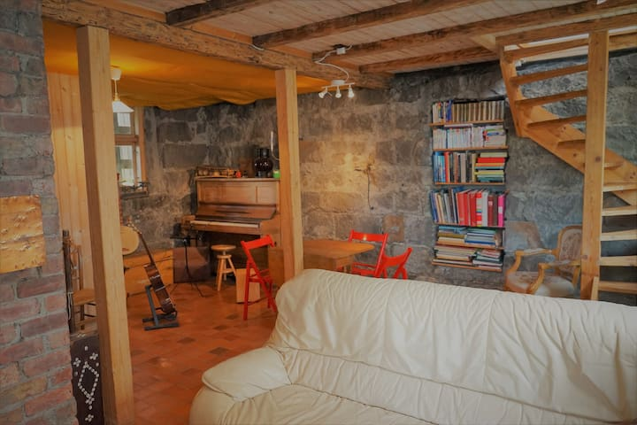 Charming old timberhouse