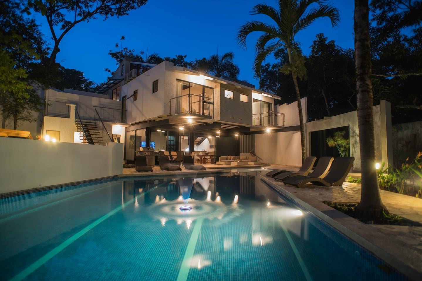 airbnb costa ric private luxury home