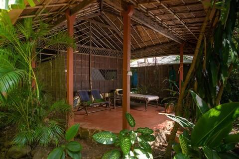 Romantic GetAway in the jungle @ Bhakti Kutir