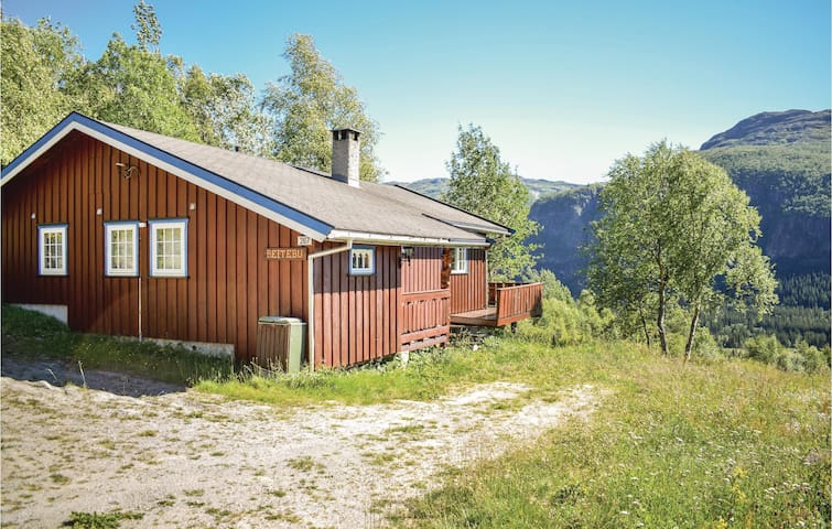 Holiday cottage with 4 bedrooms on 80m² in Hemsedal