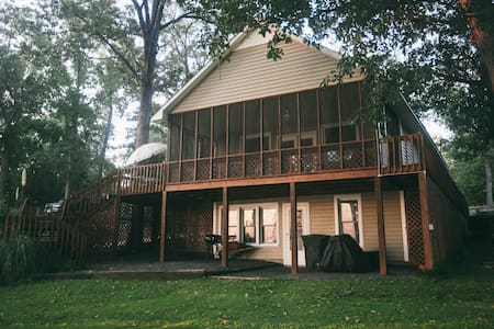 Lake Wateree Get Away! - Camden - Haus