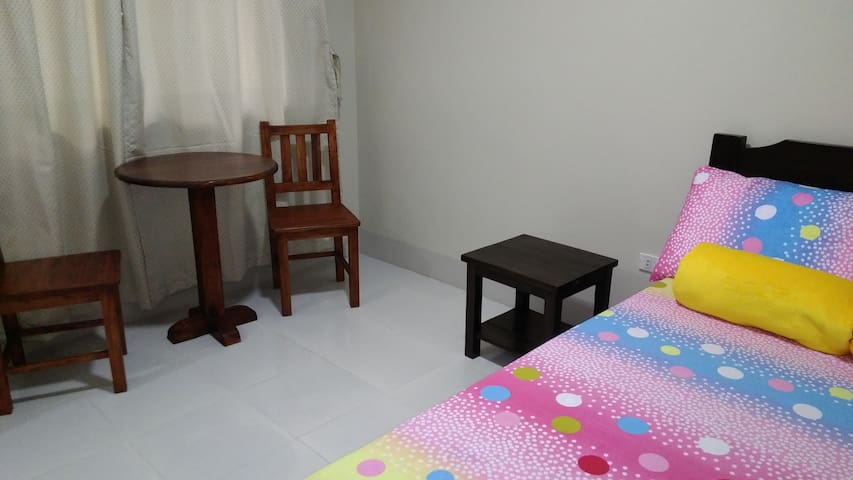 Hotel-like room for 4 pax @NearbyBaguio Transient5 - Baguio - Apartment