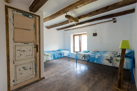 The Old Nest house, double room