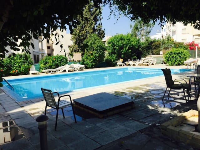 Sunrise Home: Near Four Seasons Hotel - Limassol - Appartement