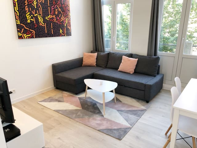 New apartment in Brussels