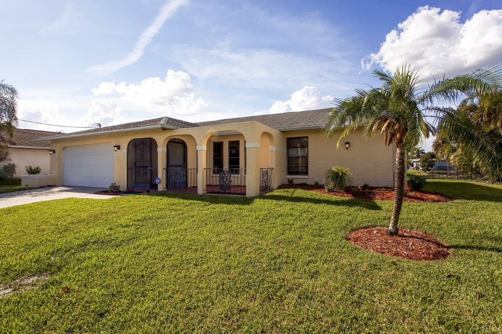 This breezy Cape Coral vacation rental home is the ultimate Florida getaway!