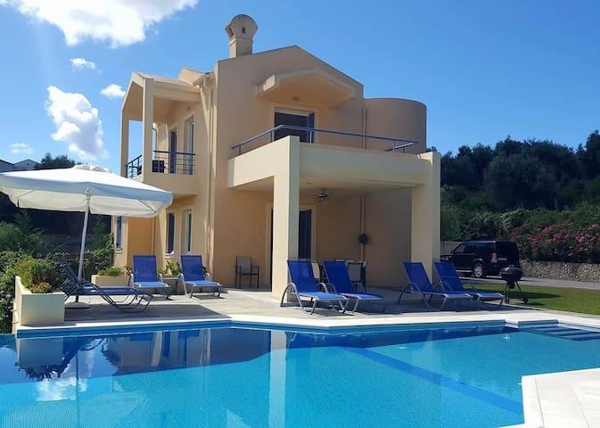 Villa Iroko - Gouvia, Corfu - Gouvia