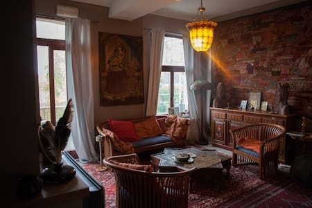 Romantic and stunning stay in front of the castle - Beloeil - Pis