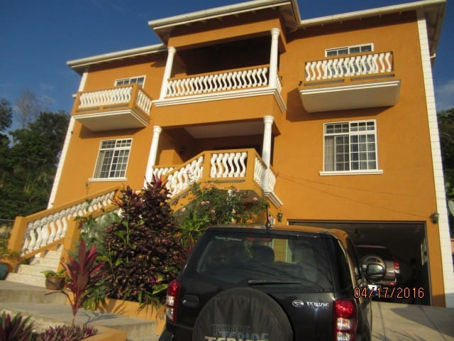 CASA DE LA ROSA, St Ann Jamaica, West Indies - Saint Ann's Bay - Apartment