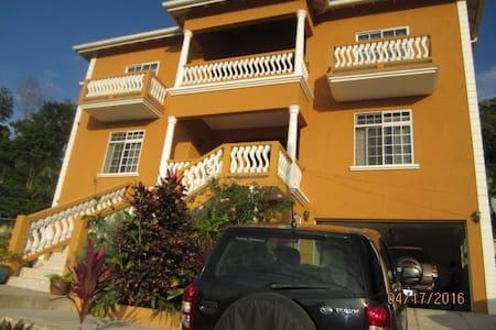 CASA DE LA ROSA, St Ann Jamaica, West Indies - Saint Ann's Bay - Flat