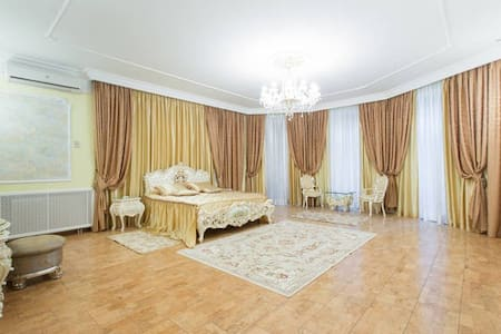 Villa on the ruble for a family or a business trip - Zhukovka - Vila